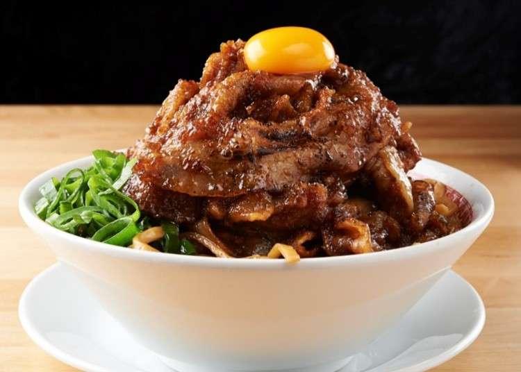 【コスパ最強】デカ盛り肉汁麺も!秋葉原のがっつり系グルメおすすめ6店