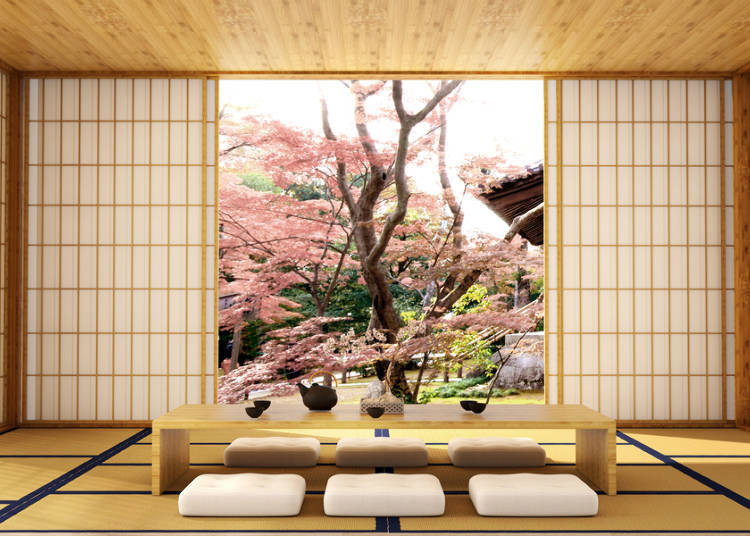 Traveling Japan Solo - Advantage #2: You choose the accommodation!