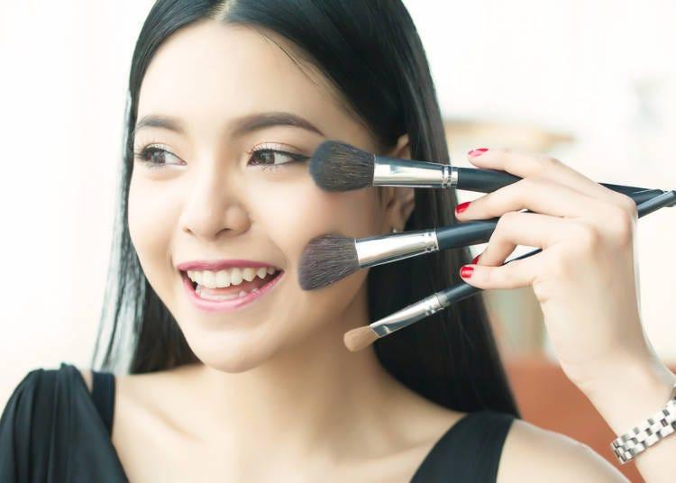 日本の化粧品は、質だけではなくサービスも最高