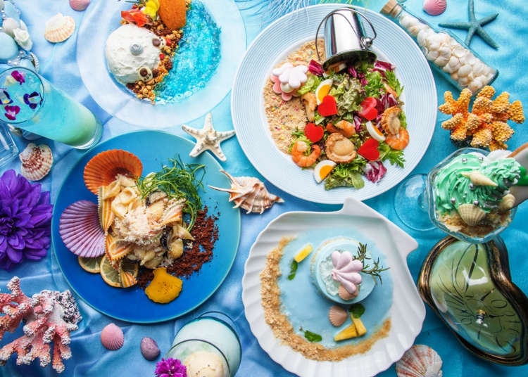 Go Down the Rabbit Hole this Summer with Tokyo's Alice in Wonderland Restaurants!