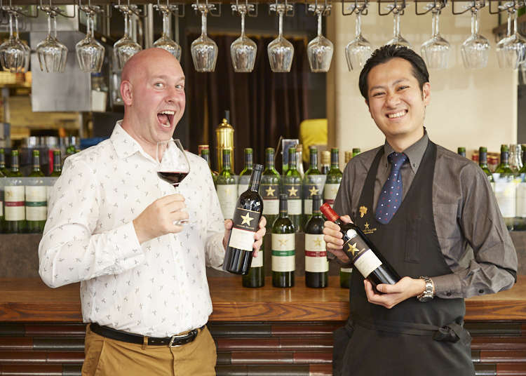 A Toast to Grande Polaire! Discover Japanese Wine With the Best of the Best