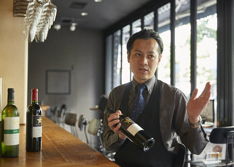 What makes Japanese wine special?