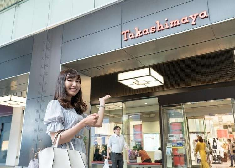 Tokyo Shopping Paradise: Girls Day Out at Shinjuku's Giant Takashimaya Times Square (+Exclusive Deals!)