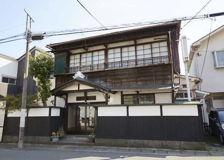 Hinode Ryokan: Experience authentic Japanese lifestyle at this old-styled inn