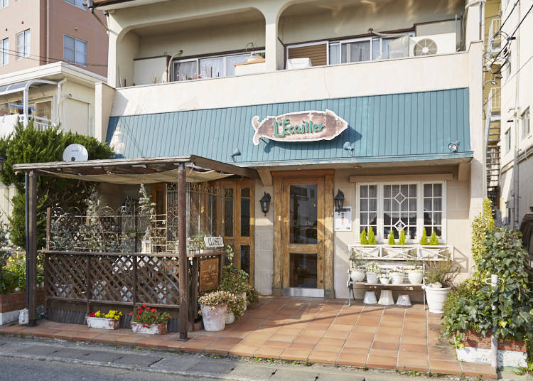Restaurant L'ecailler: Authentic Belgian and French Cuisine in a casual setting