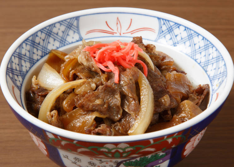 丼ぶりメシの定番は外国人からも高い評価!「牛丼」