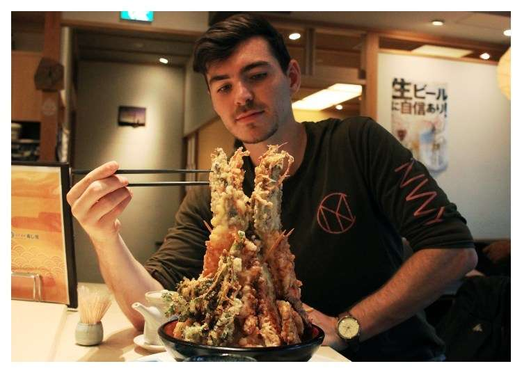 Tokyo Budget Feast: Top 4 Super-Sized Food Spots to Recharge in Tokyo - LIVE JAPAN