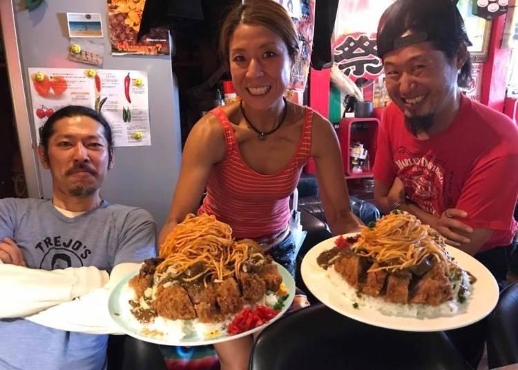 1. Nekonez Vaca (Yokohama): The Meat Feast