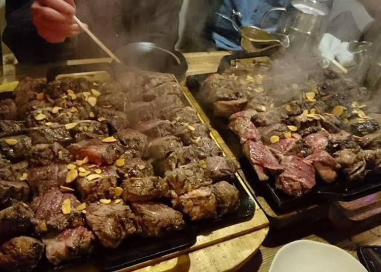 Nekonez Vaca's Food Challenge