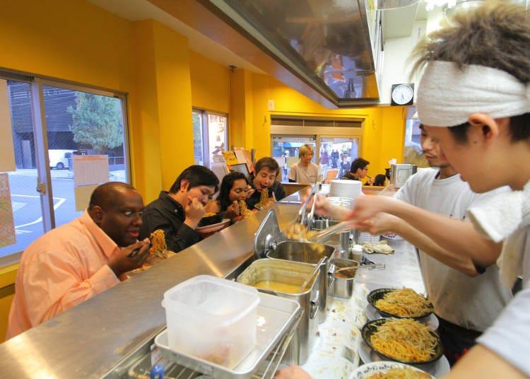 2. Yaro Ramen (Multiple Stores): Noodle Mountain