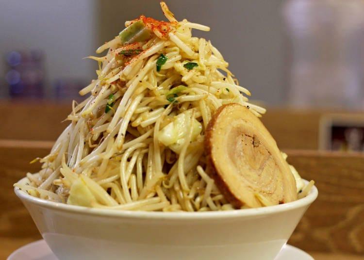 Yaro Ramen's Food Challenge