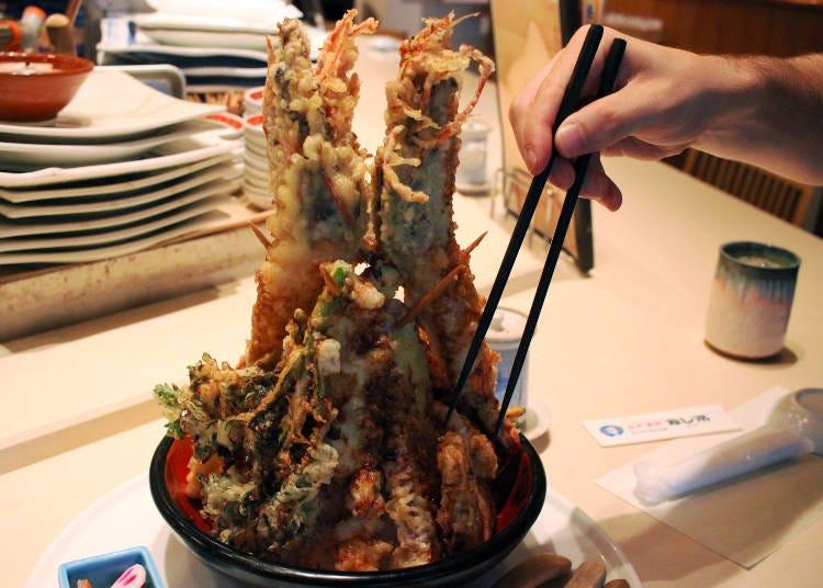 Sushitsune's Food Challenge