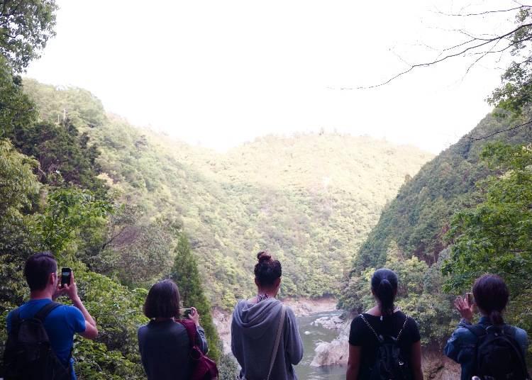 Enjoying Kyoto's Nature (3): For a deeper experience, head to Hozukyō or Kurama-dera