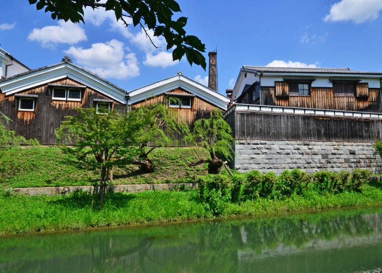 How to Enjoy Kyoto's Cuisine (1): Visit a sake brewery in the Fushimi area!