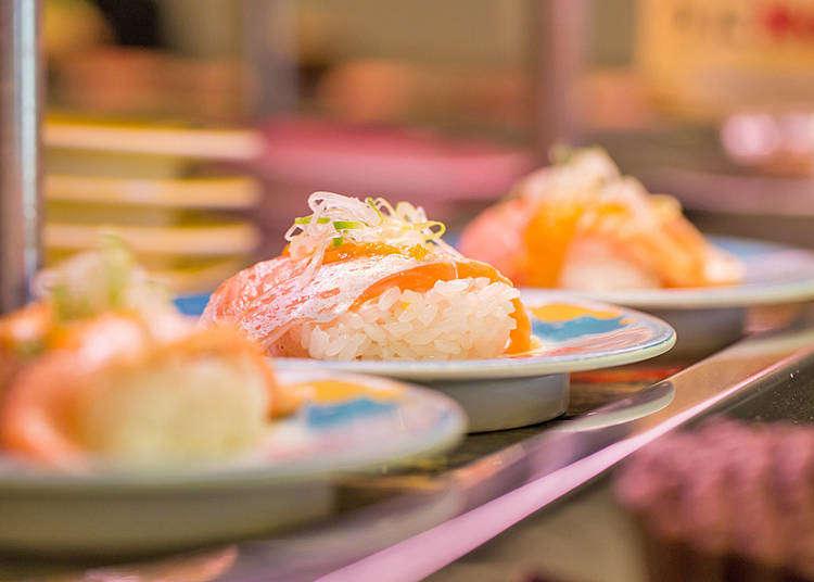 コスパ最強!食べ放題!外国人が「日本の回転寿司」に驚いた7つの理由