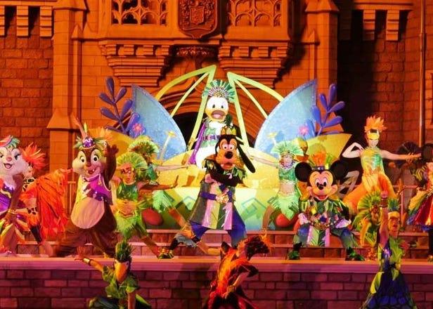 到東京迪士尼涼快一夏!東京迪士尼度假區2019夏季限定活動情報大公開