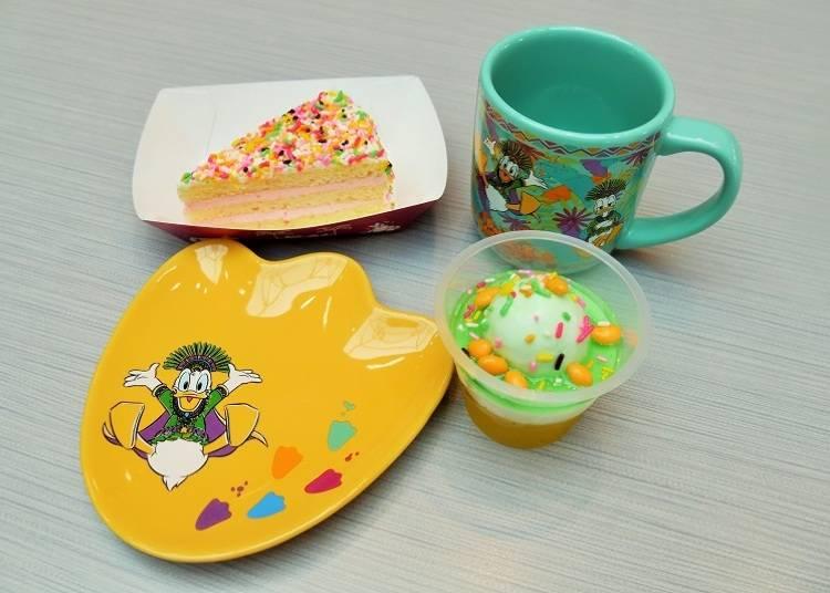 ■【東京迪士尼樂園®】「唐老鴨熱力盛夏叢林」活動限定餐點