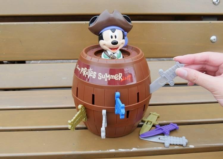 (1)玩具(2000日圓)
