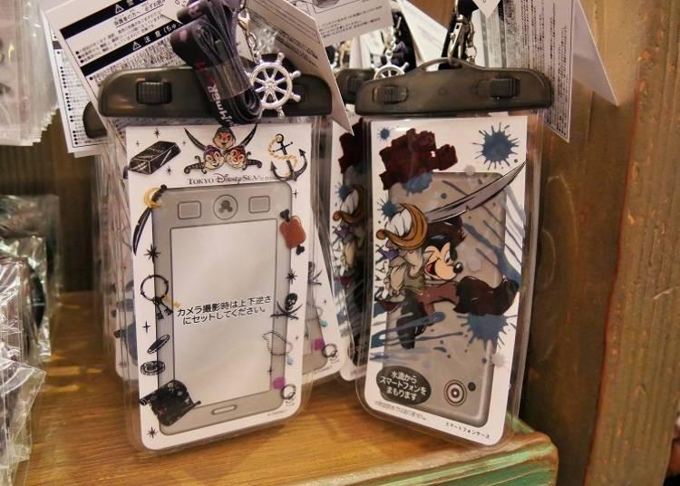 (3)手機防水袋(1900日圓)