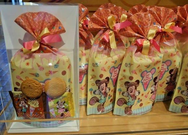 9.餅乾(10枚700日圓)