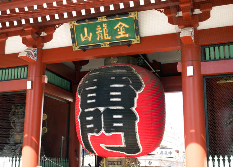 【東京淺草全攻略】不是只有雷門!淺草30個觀光遊玩&美食購物推薦景點