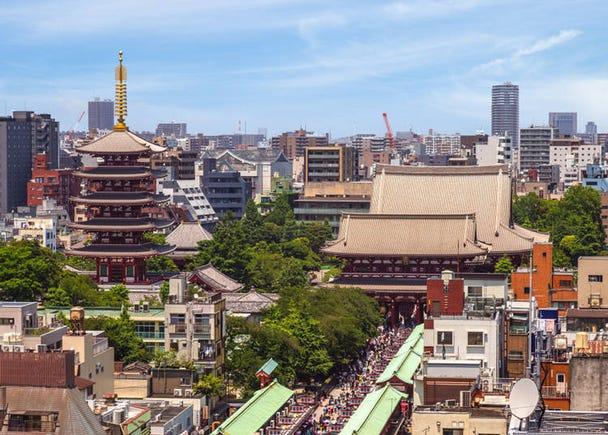 聚集東京的過往與現在!淺草是怎麼樣的地方呢?
