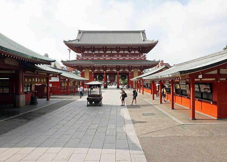 Asakusa Morning Guide: From Breakfast to Shopping and Sensoji, it's More Pleasant in the Morning!