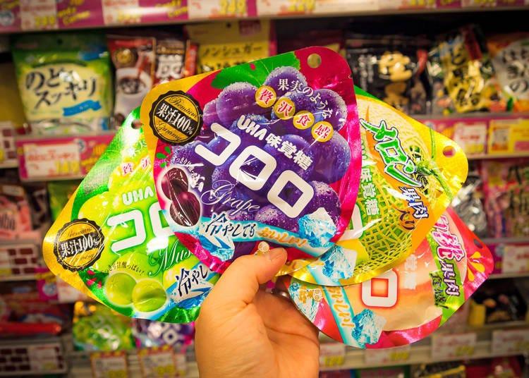 Ozeki Must-Buy Souvenirs 2: Gummies