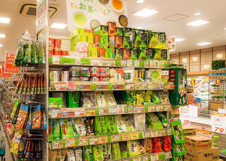 淺草人氣超市OZEKI推薦商品① 抹茶相關商品