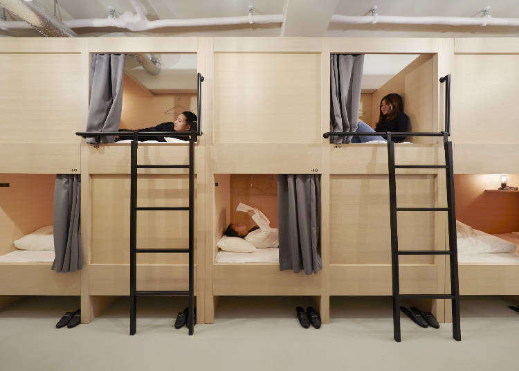 2019's Newly-Opened Hotels in Tokyo's Asakusa for the Solo Female Traveler! - LIVE JAPAN