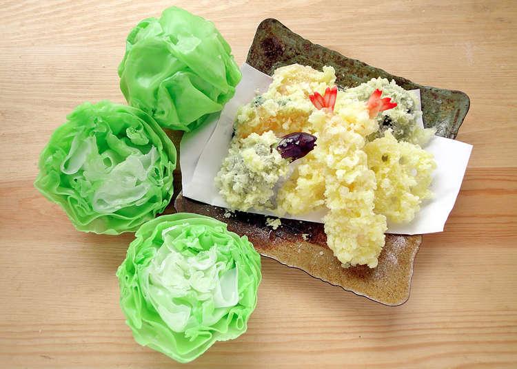 在淺草體驗製作食物模型、鯛魚燒!好玩又有趣的體驗3選