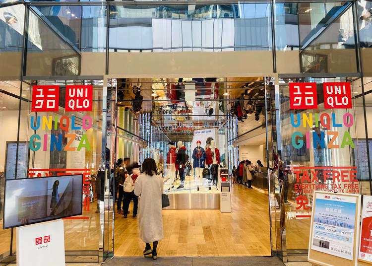 Cold Winter Got You Down? Check Out What Warm Wear UNIQLO Ginza Has Lined Up!