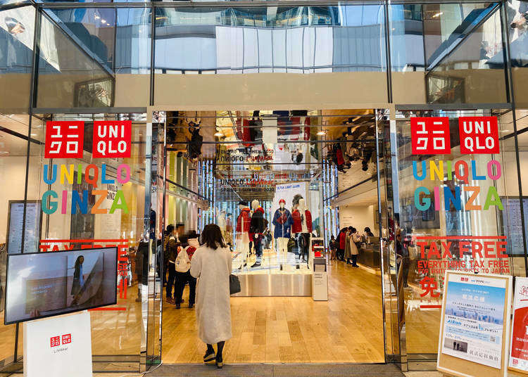 Check Out What Warm Wear UNIQLO Ginza Has Lined Up! | LIVE JAPAN travel guide