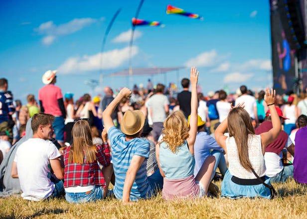 外国人が驚いた日本の夏フェス…意外な本音が見えた!