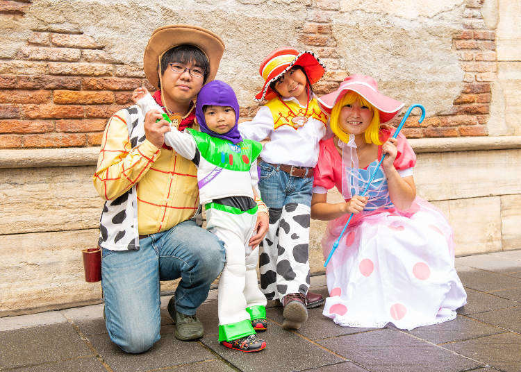 Have a Spooky Halloween at Tokyo Disney Resort 2019!