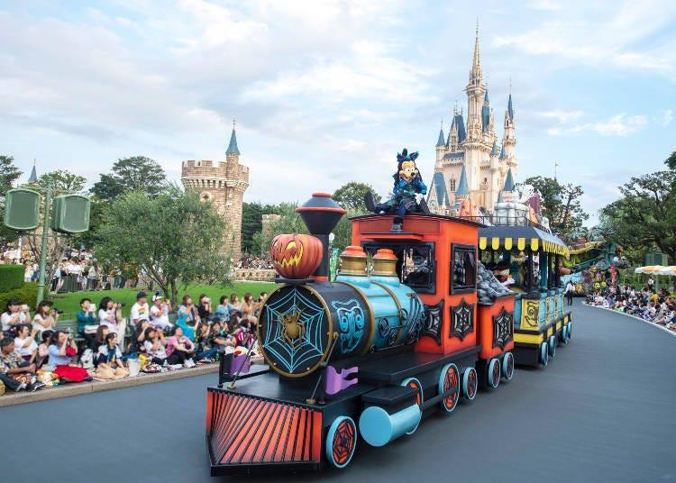 ◆東京迪士尼樂園◆ 【娛樂表演】