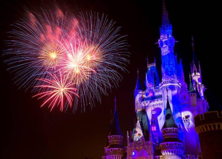 ◆東京迪士尼樂園&東京迪士尼海洋◆ 【娛樂表演】