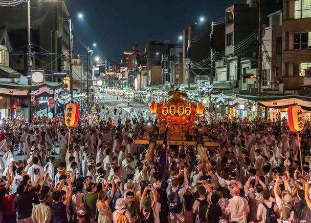 いかにも日本な雰囲気が感じられる「夏のお祭り」