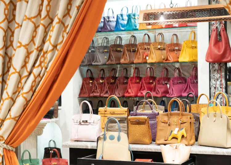 在東京表參道從驚人的商品陣容中尋找值得珍藏的時尚單品! 喜愛古著時尚嗎?墜入Amore Vintage Tokyo佈下的情網吧