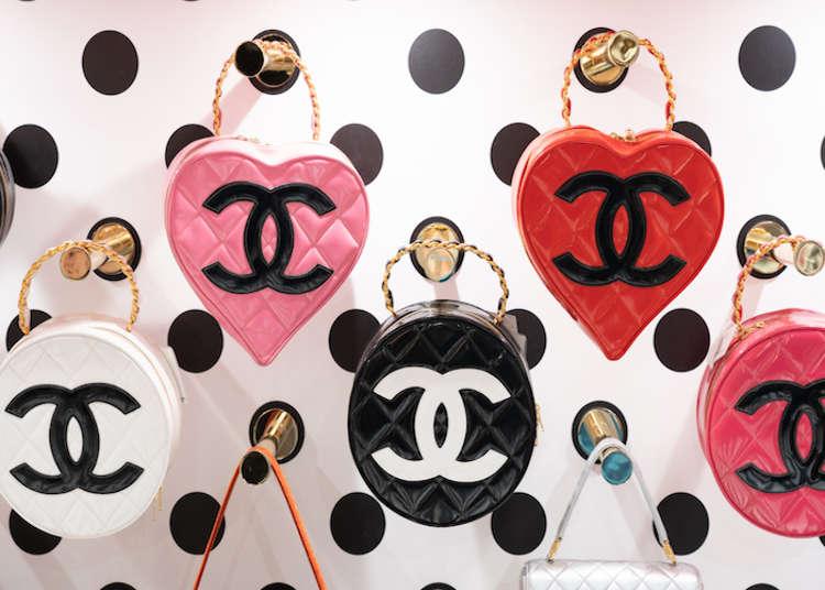 東京表參道店:讓Amore Vintage Tokyo造型師利用各種品牌 幫你進行時尚大改造!