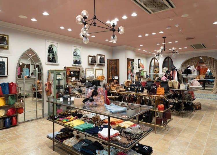 シャネル以外の高級ファッションブランドを探すなら「AMORE 青山店」