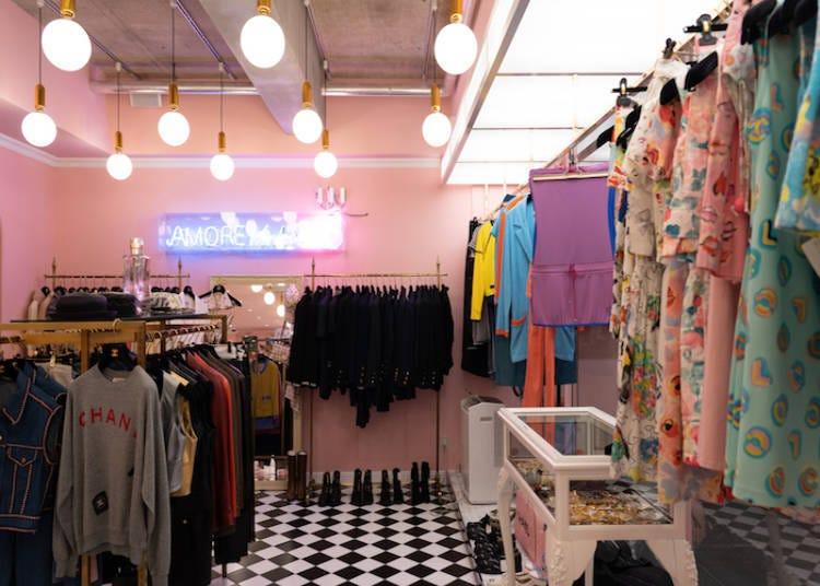 Amore Wardrobe店:你完整的香奈兒穿搭衣櫥