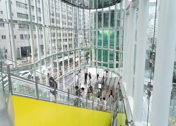 New Shibuya: Shibuya's Latest Attractions SHIBUYA STREAM