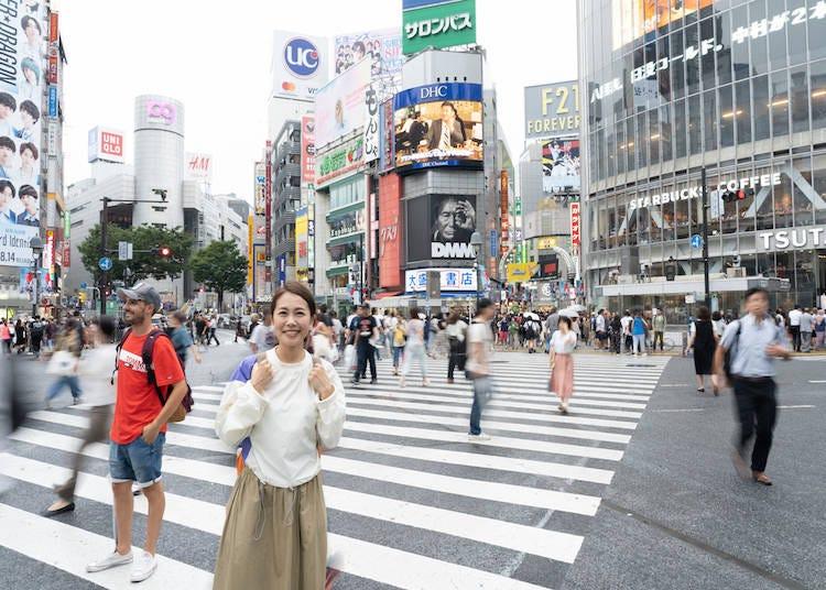 東京に住む外国人は渋谷をどう捉えている?台湾人編集者「明太子さん」が渋谷を散策!