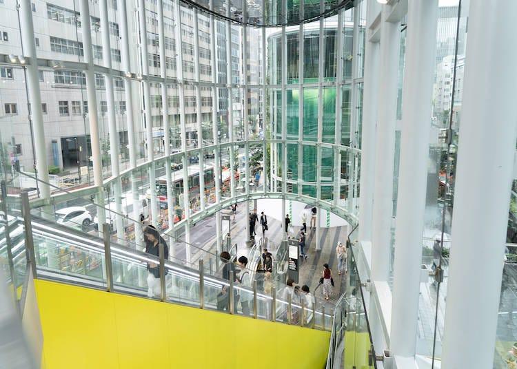 NEW SHIBUYA澀谷的嶄新景點 「SHIBUYA STREAM」