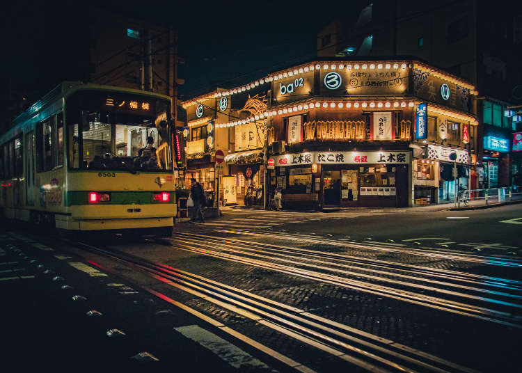 東京大塚暖簾街:菜單上的懷舊情懷! 大塚暖簾街傳統酒館流淌的老式昭和風情