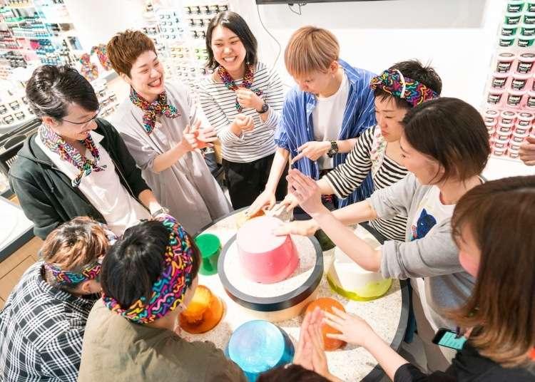 Lush Shinjuku: Matcha and More in Asia's Largest Lush!