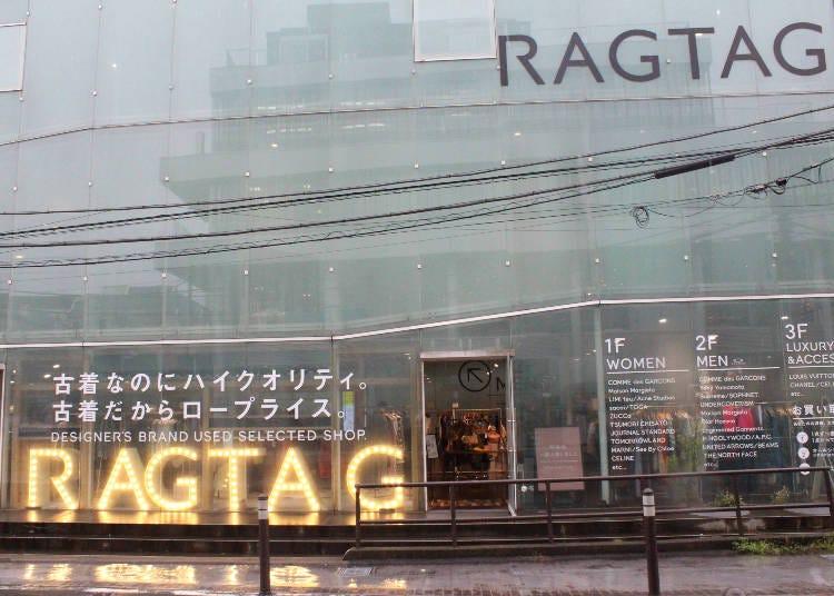 1. Ragtag Harajuku: The Brand Connoisseur's Paradise