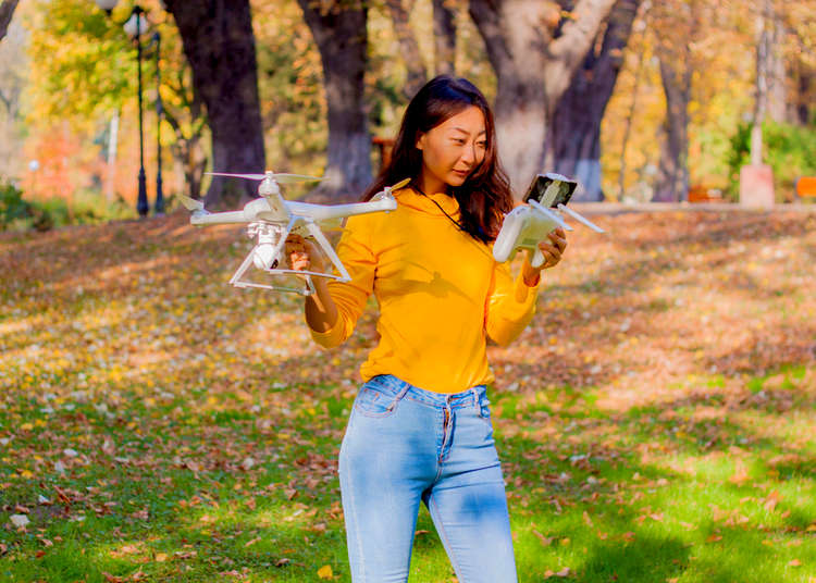Complete Guide to Flying Drones in Japan: Etiquette, Laws, and Understanding No-Fly Zones - LIVE JAPAN