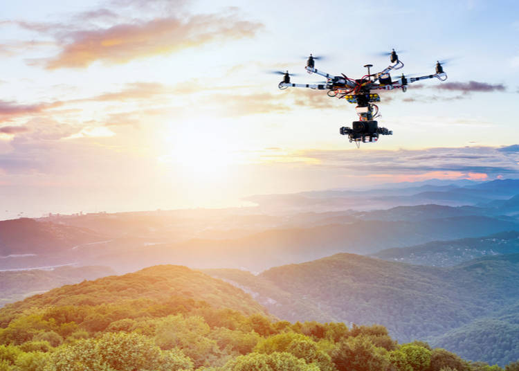 1. What are Japan's drone laws?